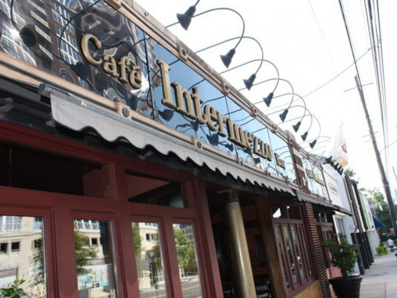 Buckhead Losing Cafe' Intermezzo to Midtown